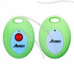 Key Finder Beeps with 433.92 to 303.875MHz Frequency and 80 to 90dB Sound