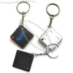 Key Finder Keychain with 3 to 5m Valid Distance, Active by Whistle