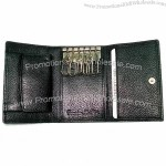 Key Holder Wallet with Coin Box