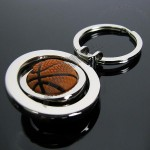 Keychain With Basketball