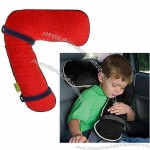 Kid's Car Pillow, Children Travel Head Rest