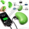 Kidney Shaped 5200mAh Portable Power Bank