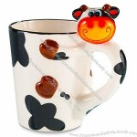Kids Cow Ceramic Mugs
