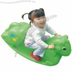 Kids Indoor Spring Rocking Horse
