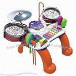 Kids' Musical Instrumental Set with Elegant Design