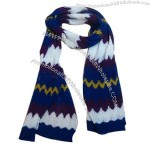Knitted Wool Scarves