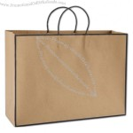 Kraft Shoppers Paper Bag, Gift Paper Shopping Bags