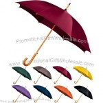 Ladies Woodstick Crook Handle Umbrella