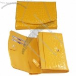 Lady Leather Wallet(2)