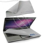 Laptop/computer microfiber cleaning cloth, screen protector, and mouse pad