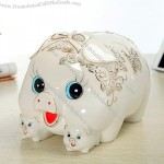 Large Ceramic Piggy Bank