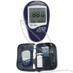 Large LCD Blood Glucose Monitor
