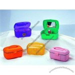Large Plastic Cosmetic Boxes