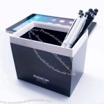Large square office Pen Holder