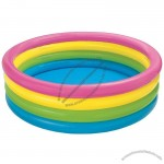 Large Sunset Glow Inflatable Pool