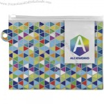Large Travel Zippered Pouch