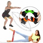 Latex Pilates Exercise Bands