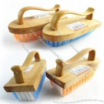 Laundry Wooden Cleaning Brush