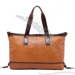 Leather Briefcase Men Bags