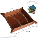 Leather Coin Tray - Storage Tray