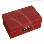 Leather Gift Box, Delicate Workmanship