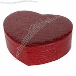 Leather Jewel Case for Display and Household Use