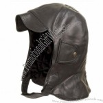 Leather Legionnaire Cap
