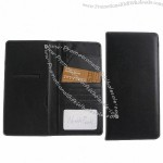 Leather Primi Breast Security Men's Bifold Wallets