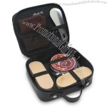 Leather Shoe Shine Kit for Home or Traveling