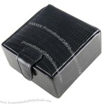 Leather Stud & Cufflink Box