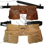 Leather Tool Apron(1)