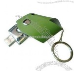 Leather USB Flash Memory Drive(1)
