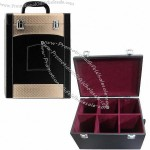 Leather Wine Gift Box For 6 Bottles