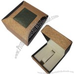 Leatherette Paper Watch Boxes