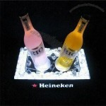 LED Base for Liquor Display