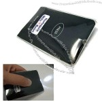 LED Credit Card Torch Can with Music Sound