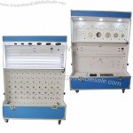 LED Display Case with AC/DC Input Voltage and Various Test Sockets