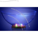 LED Ffashing Plastic Bowl