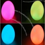 Led Flashing Eggs