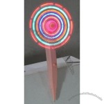LED Flashing Fan With Pen