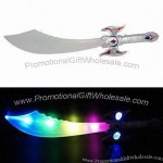 LED Flashing Light-up Sword