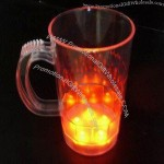 LED Flashing Plastic Beer Cup