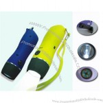 LED Flashlight With Compass