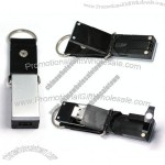 LED Glow Folding USB Flash Drive