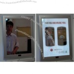 LED Mirror Sensor Light Box