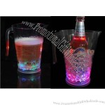 Led Plastic Flashing Beer Cup