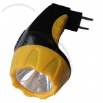 LED Rechargable Plastic Torch High Power