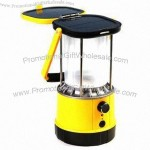 LED Solar Lantern with Phone