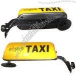 LED Taxi Roof Display with Magnetic Base