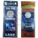 Lenticular 3D Door Hanger With Full Color Printing
